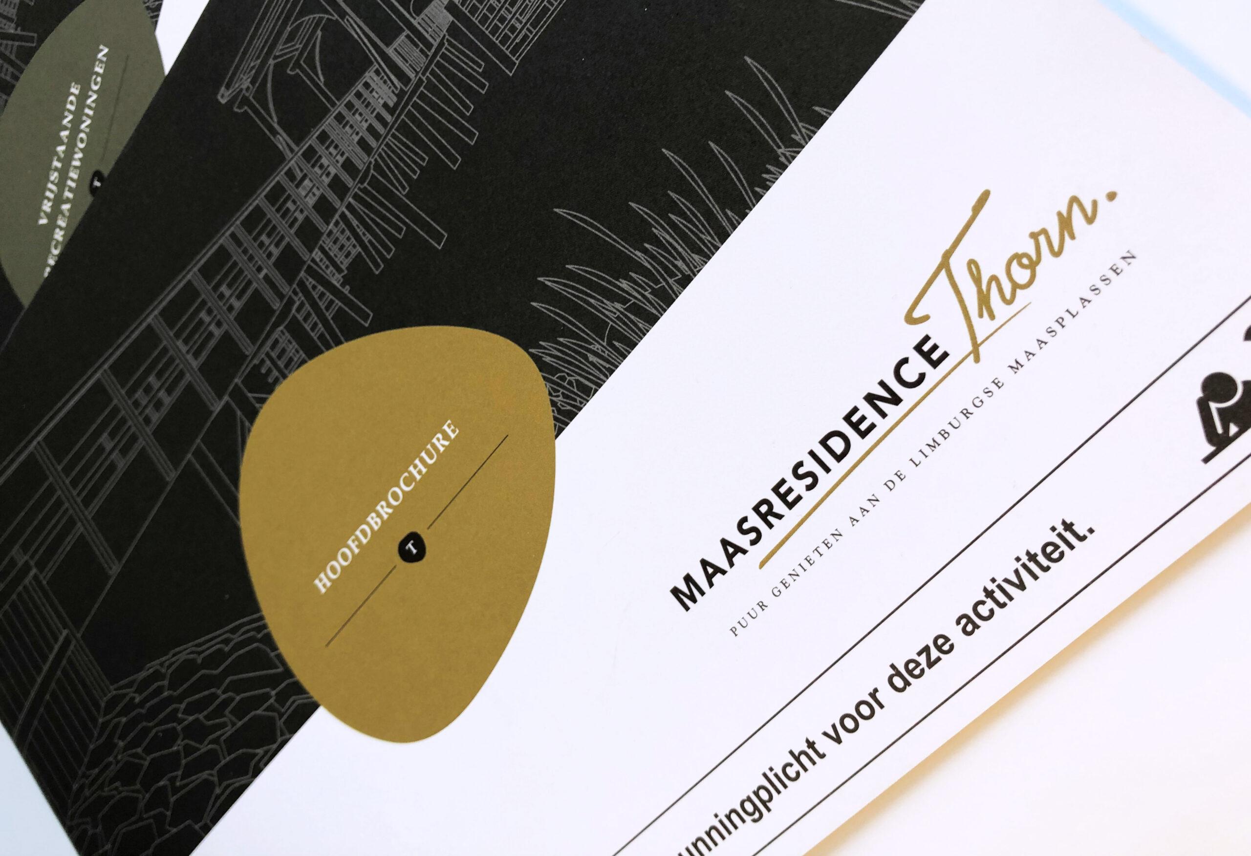 Maasresidence Thorn - Brochure
