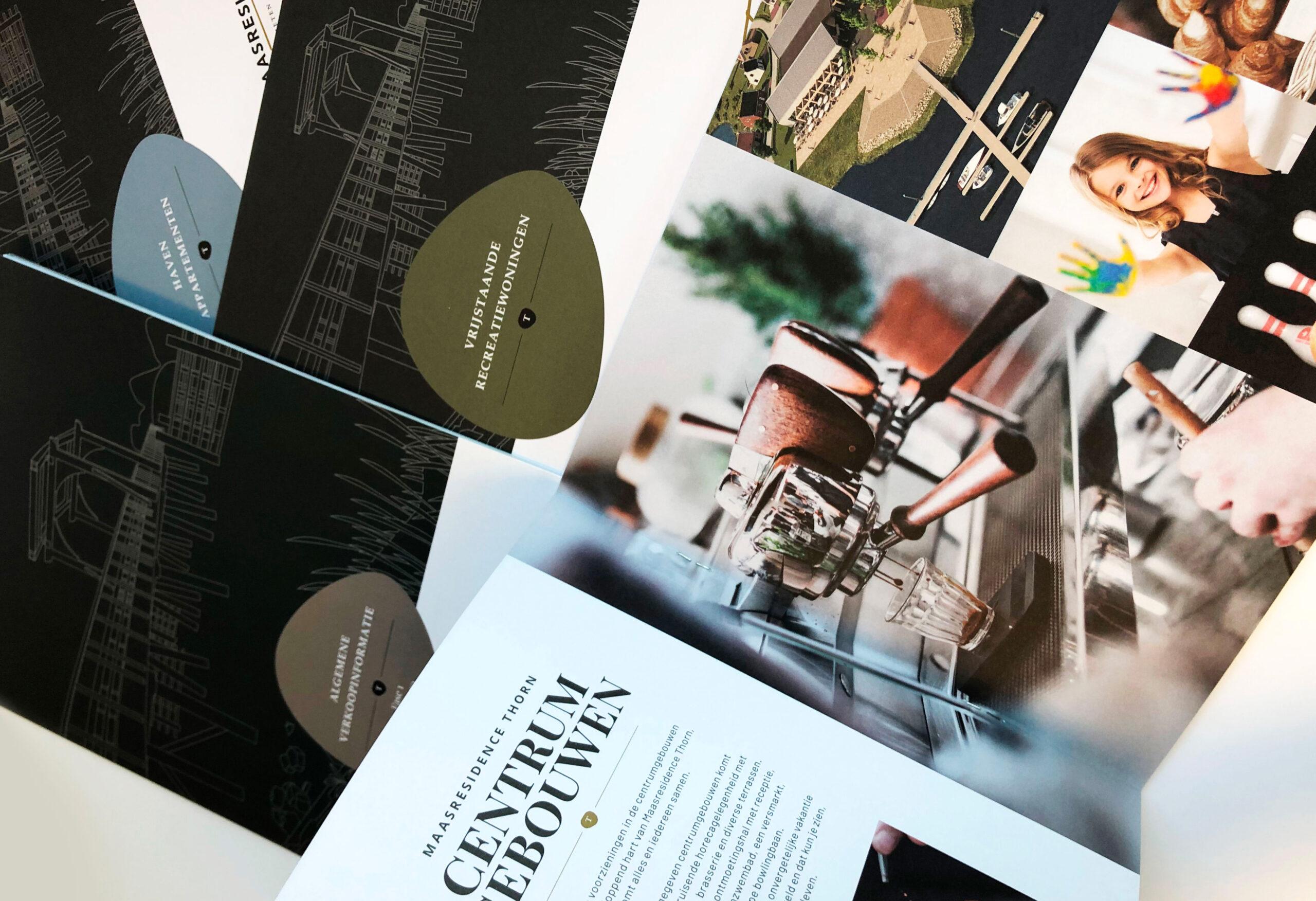 Maasresidence Thorn - Brochures